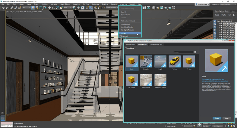 3ds max for architects