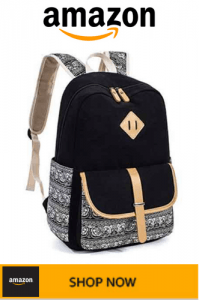 Leaper Thickened Canvas Backpack