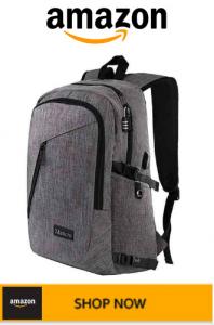 Mancro Laptop Backpacks