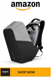 MarkRyden Anti-Theft Waterproof Backpack