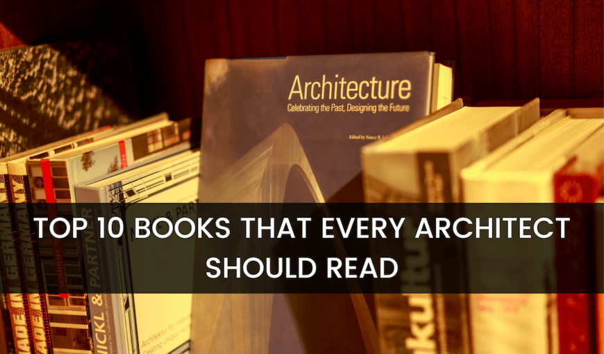 books for architects