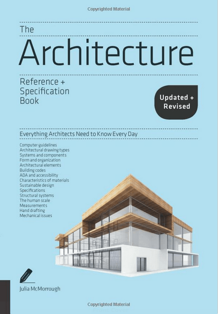 The Architecture Reference & Specification Book Everything Architects Need To Know Every Day by Julia McMorrough book online