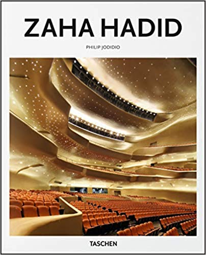 Zaha Hadid by Basic Art Series 2.0 by Philip Jodidio book online