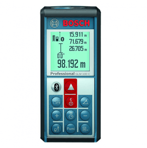 Bosch Bluetooth Laser Distance and Angle Measurer