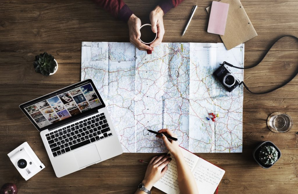 Learn How to travel as an architect