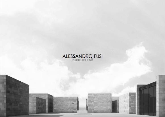 Alessandro Fusi Architect