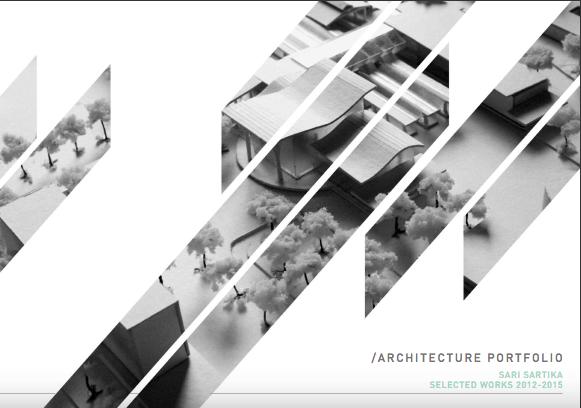 Architecture Portfolio by Sari Sartika