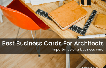 Best Business cards for architects