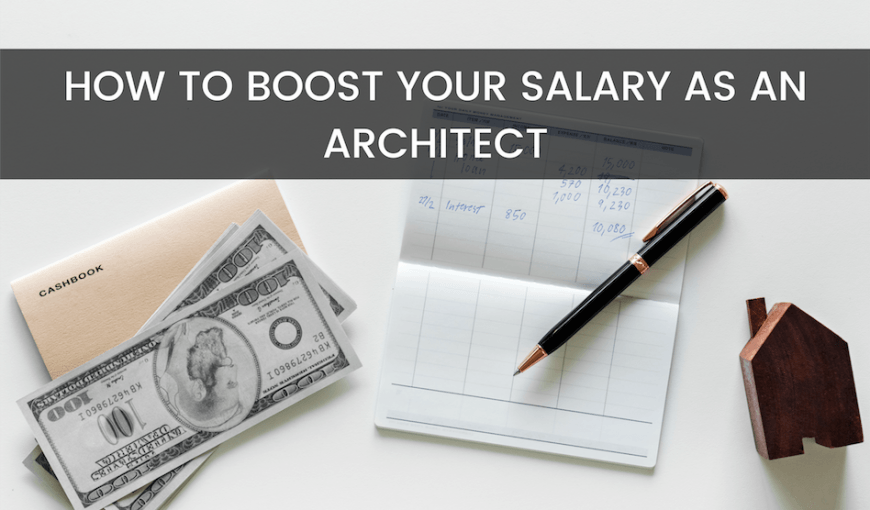 Architects salary in 2019