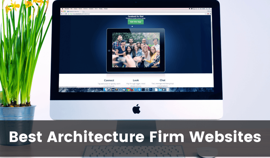 Best Architecture Firm Websites