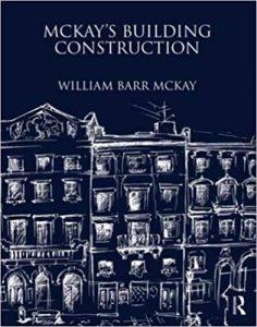 Building construction McKAY book