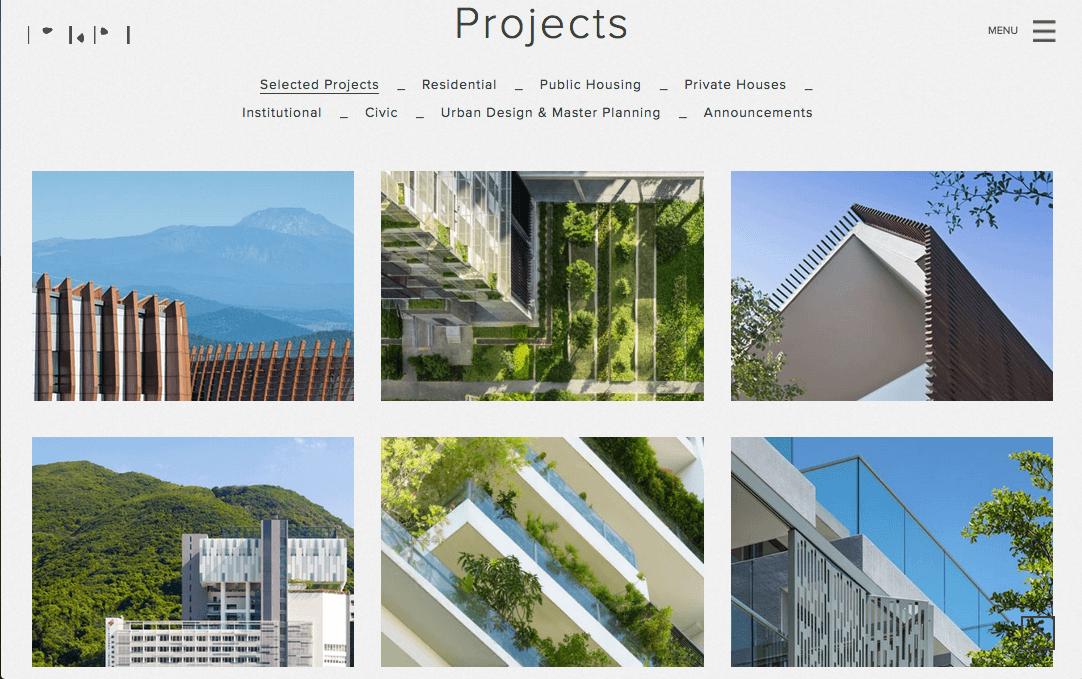 Best Architecture Firm Websites Architecturechat