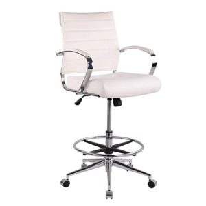 Poly and Bark Tremaine Drafting Chair