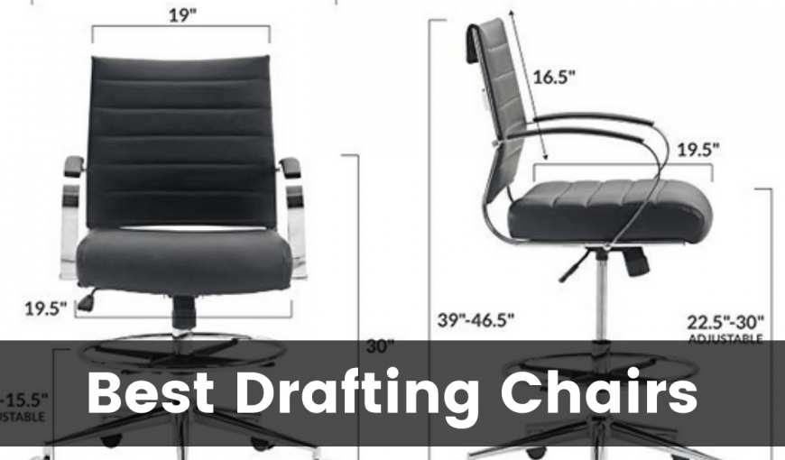 best drafting chairs for architects and designers