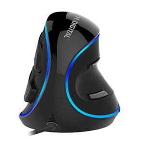 J-Tech Digital Wired Ergonomic mouse