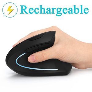 Lekvey Rechargeable mouse