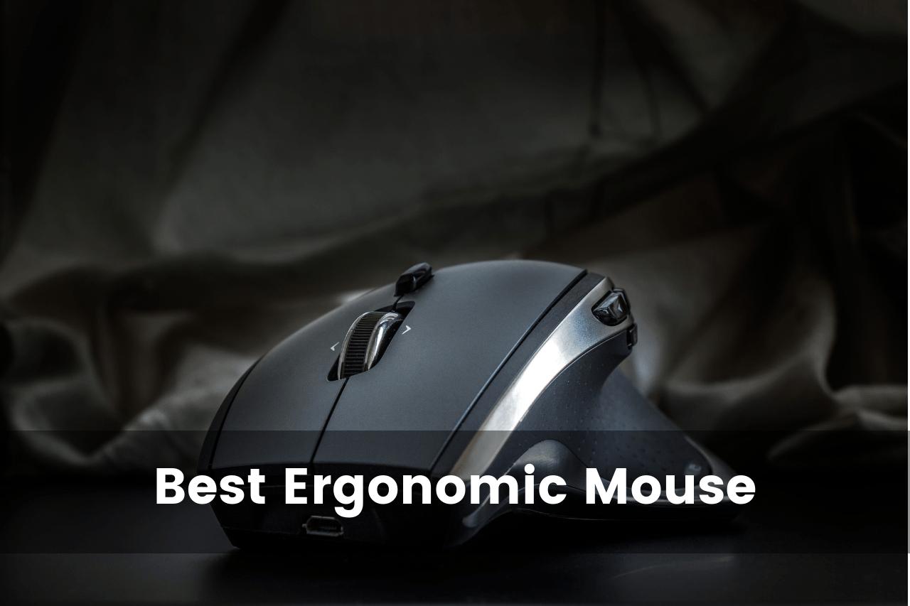 best ergonomic mouse for wrist pain