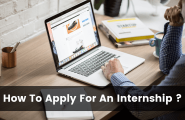 how to apply for an architecture internship