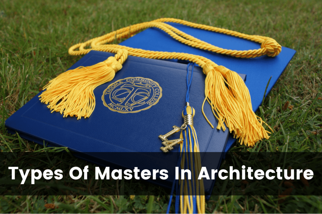 masters in architecture
