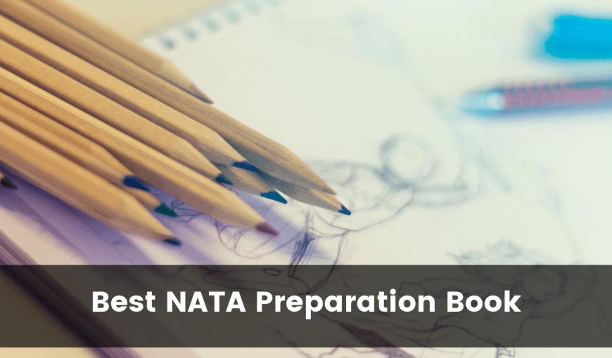 best NATA preparation book