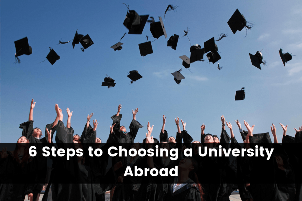 Choosing a University Abroad For masters in Architecture & Design