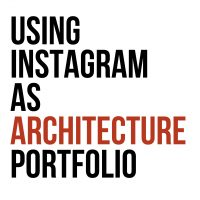 Using Instagram As Architecture Portfolio.001